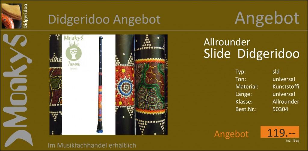 Monky5 Didgeridoo Angebot Slide Didgeridoo Post 18.03