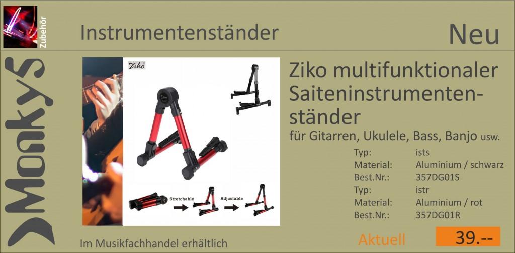Zubehoer Instrumentenstaender Neu 23.05